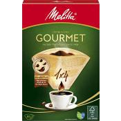 Kaffefilter Gourmet 1x4 80-p Miljömärkt Melitta