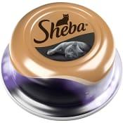 Kattmat Tonfisk & räkor 80g Sheba