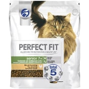 Kattmat Torrfoder Senior Kyckling 750g Perfect Fit