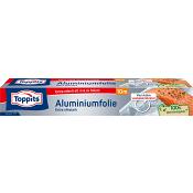 Aluminimfolie Extra slitstark 10m Toppits