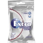 Tuggummi Professional white Spearemint 29g Extra