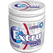 Sockerfritt Tuggummi Professional White 84g Extra