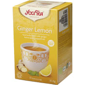 Te Ginger Lemon 17-p KRAV Yogi Tea