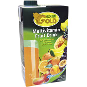 Multivitamin Dryck 1l Glocken gold