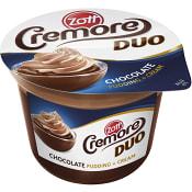 Chokladpudding Cremore duo 200g Zott