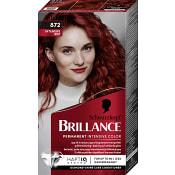 872 Intense red Hårfärg 1-p Brilliance Schwarzkopf