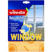 Mikrofiberduk Fönster Vileda