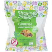 Fruktgodis Slingriga Surormar Ekologisk 90g Veggie Peggy