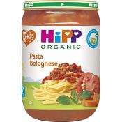 Pasta bolognese Från 12m Ekologisk 220g Hipp