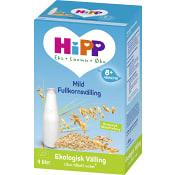 Fullkornsvälling Mild Från 8m Ekologisk 4l 608g Hipp
