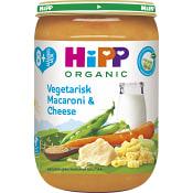 Veggie Mac n' cheese Från 8m Ekologisk 220g Hipp