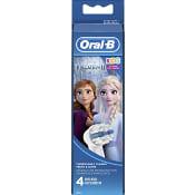 Tandborstrefill Frozen 4-p Oral-B