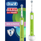 Eltandborste Junior Green Oral-B