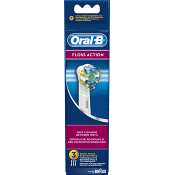 Tandborstrefill Floss Action Oral B
