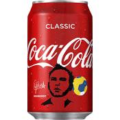 Läsk Coca-Cola Burk 33cl