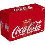 Läsk Coca-Cola 33cl 24-p
