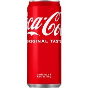 Läsk 33cl Coca-Cola