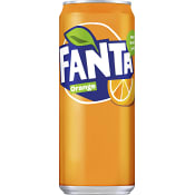 Läsk Orange 33cl Fanta
