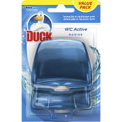 Toalettrengöring WC active Marine Refill 55ml 2-p Duck