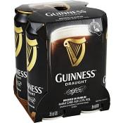 Öl 3,5% 44cl 4-p Guinness