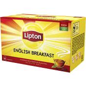 English breakfast te 20-p Lipton