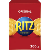 Ritz crackers 200g Ritz