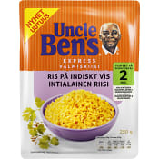 Snabbris Indisktris 250g Uncle Bens