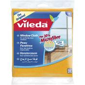 Fönsterduk +30% mikrofiber Vileda