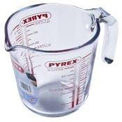 Måttkanna glas 0,5l Pyrex