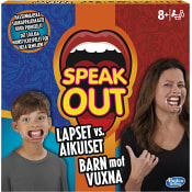 Spel Speak Out Family Hasbro