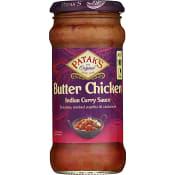 Färdigsås Butter chickn Mild 350g Pataks