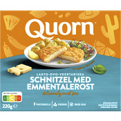 Schnitzel med Emmentalerost Fryst 220g Quorn