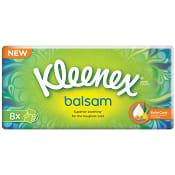 Balsam Pappersnäsdukar 72-p Miljömärkt Kleenex