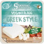 Ost Vegansk Greek style Mjölkfri 200g ICA