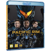 Pacific Rim: Uprising Blu-ray