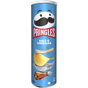 Chips Salt & Vinegar 200g Pringles