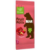 Fruktrullar Yoyos Jordgubb 20g Bear