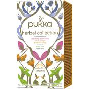 Te Herbal collection Ekologisk 20-p Pukka