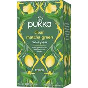 Te Clean Matcha Ekologisk 20-p Pukka
