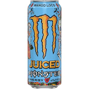 Energidryck Mango loco 50cl Monster