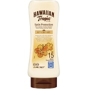 Satin Protection Sollotion SPF15 180ml Hawaiian Tropic