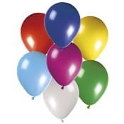 Ballonger Blandade färger 50-p