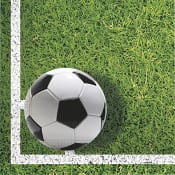 Servett Fotboll 33cm 20-p