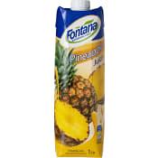 Ananasdryck Drickfärdig 1l Fontana