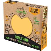 Cheddar Vegan 250g Green vie