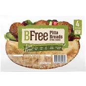 Pitabröd Glutenfria 210g 4-p Be Free