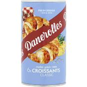 Croissants 6-p 240g Danerolles
