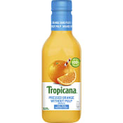 Juice Smooth Apelsin utan fruktkött 900ml Tropicana