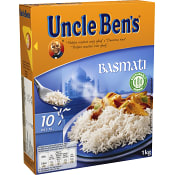 Basmatiris 1kg Uncle Bens