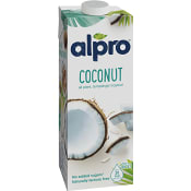 Kokos & risdryck Original 1l Miljömärkt Alpro